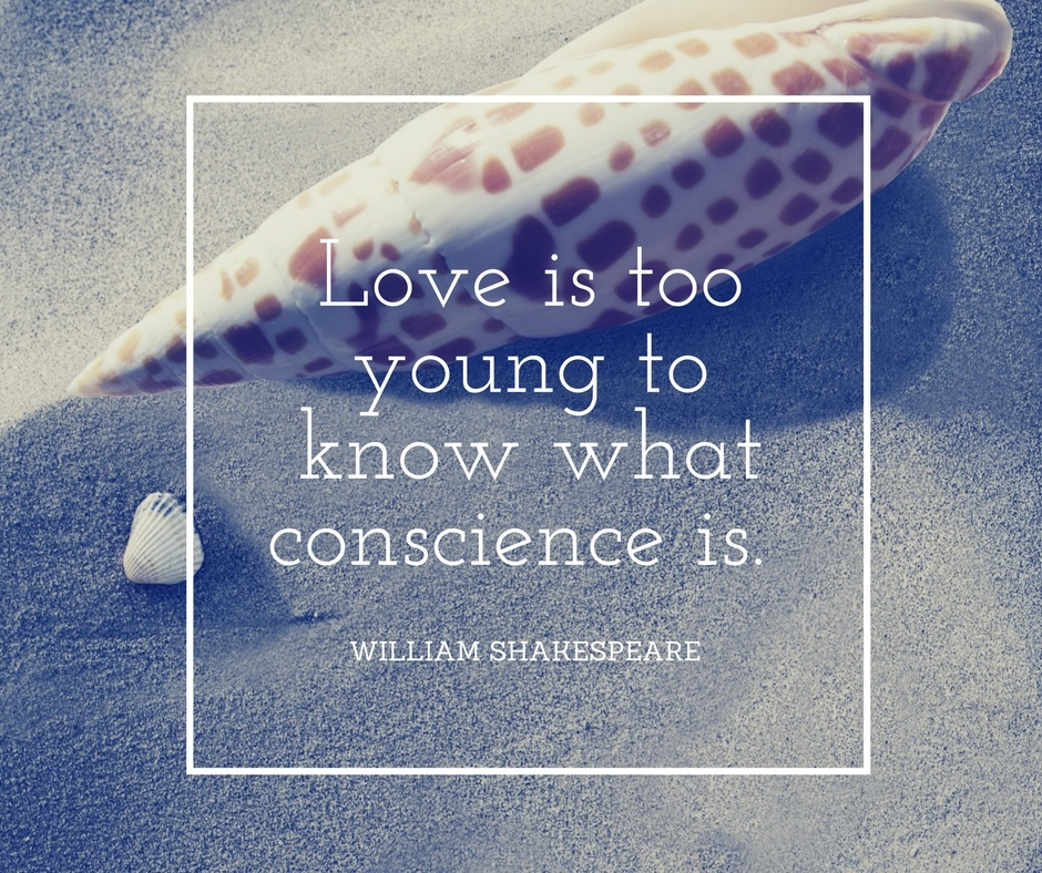 Best william shakespeare love quote!