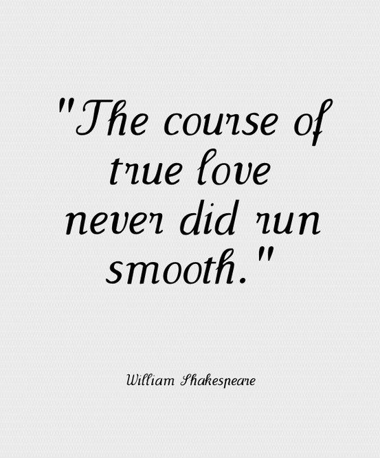 Best shakespeare love quote!