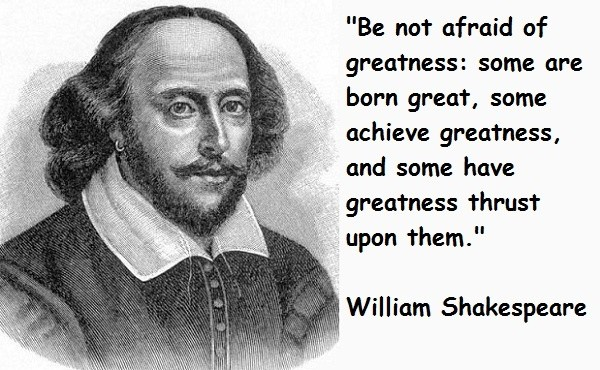 All time famous shakespeare quote!