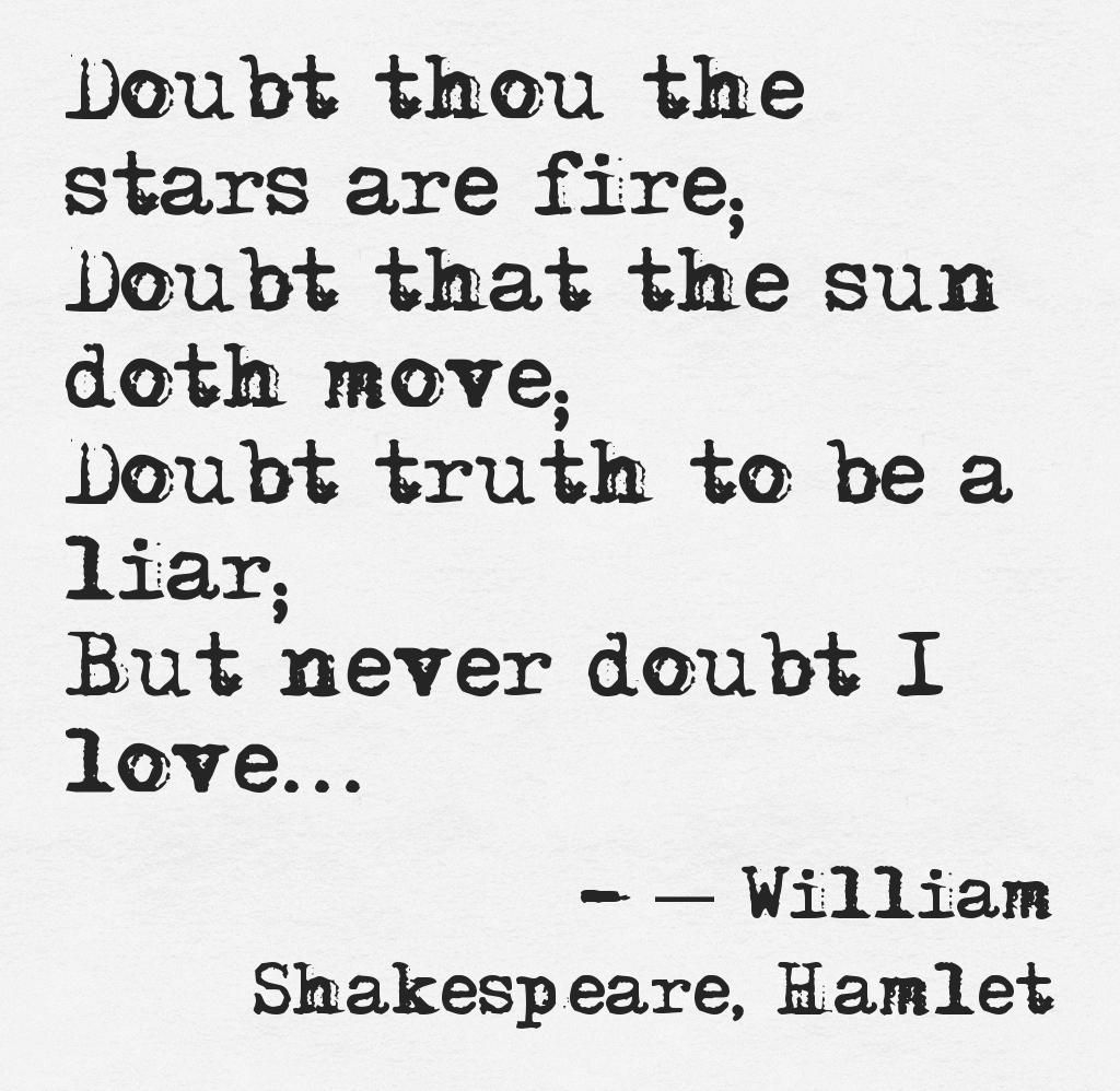 Best of william shakespeare quotes!