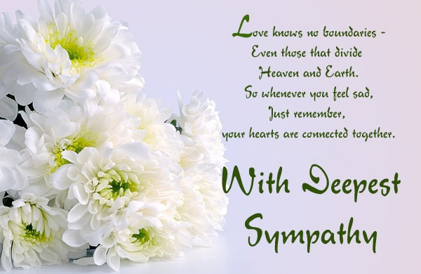 the most heart touching condolence quotes and images collection