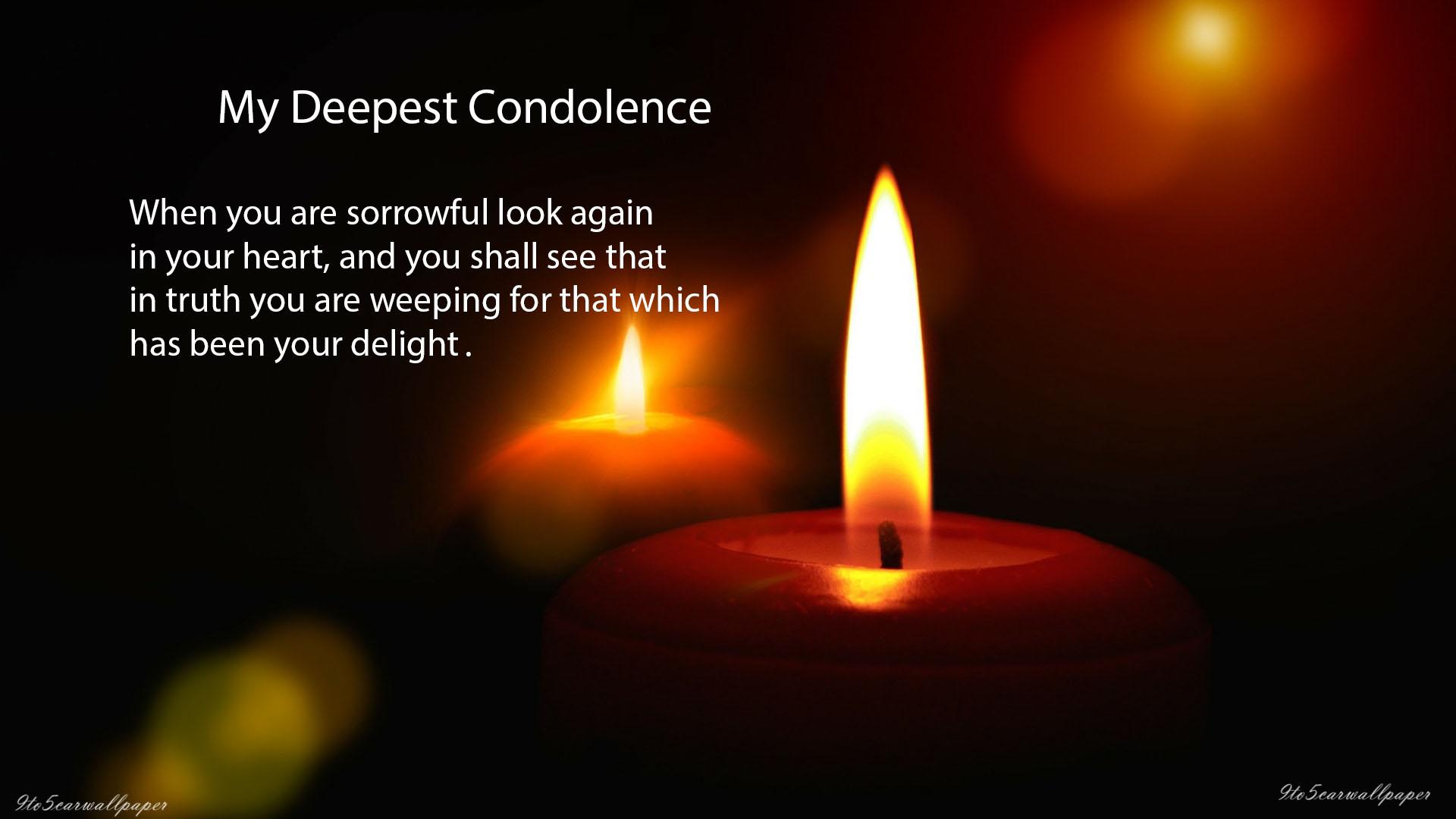 Condolence quote sympathy quotes 3 wallpaper and images collection condolence quote sympathy quotes 3 altavistaventures Choice Image