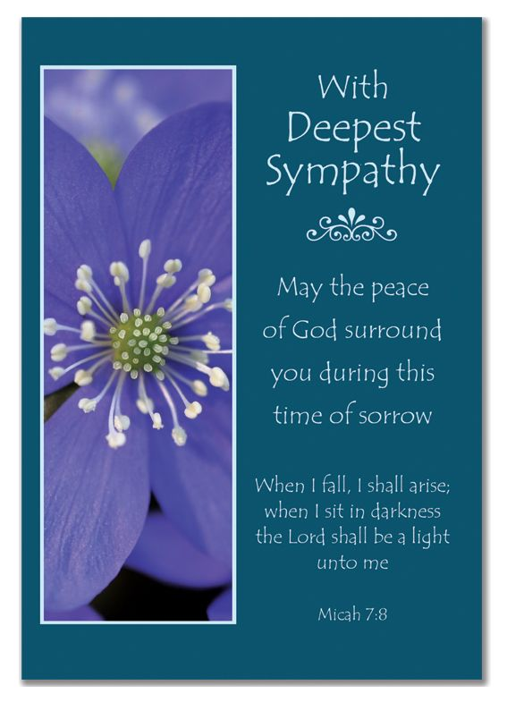 Deepest Sympathy Condolences Quotes..